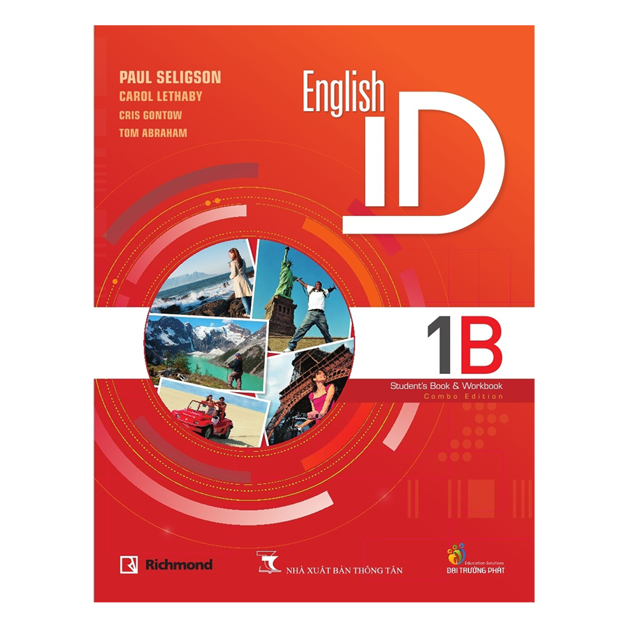 English ID 1B Students Book – Pack (Student Book And Class CD With English Central Code)