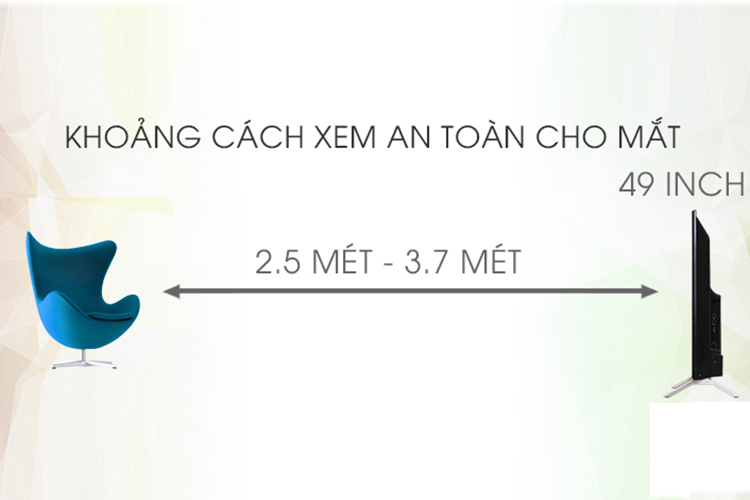 Smart Tivi LED Toshiba 49 inch 49L5650