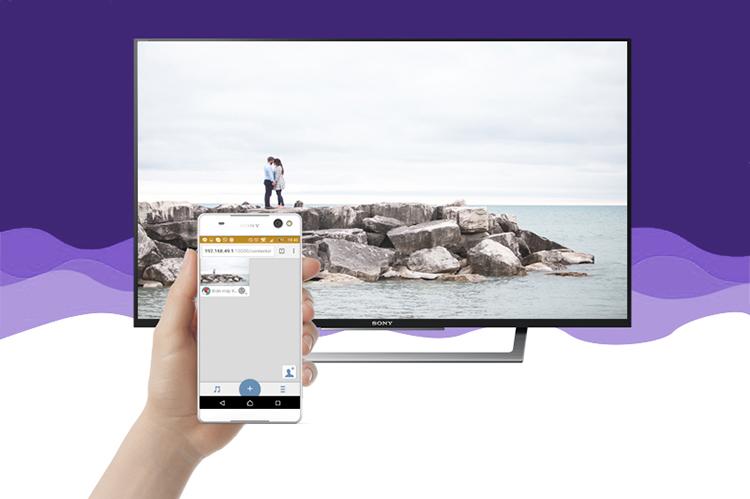 Internet Tivi Sony 49 inch KDL-49W750D