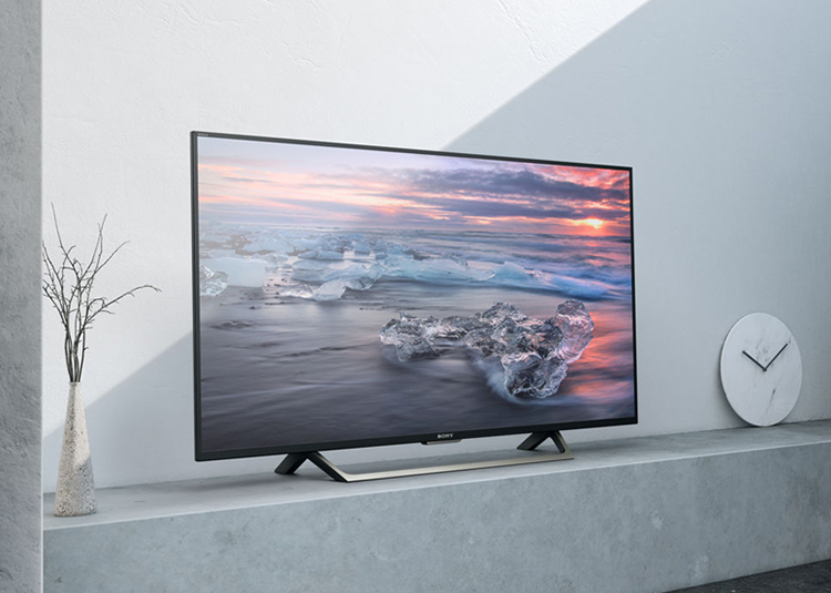 Internet Tivi Sony 43inch KDL-43W750E - Hàng Chính Hãng