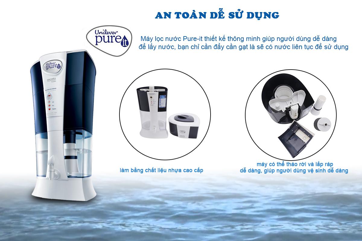 Máy Lọc Nước Pureit - 9L  = 1.599.000 ₫