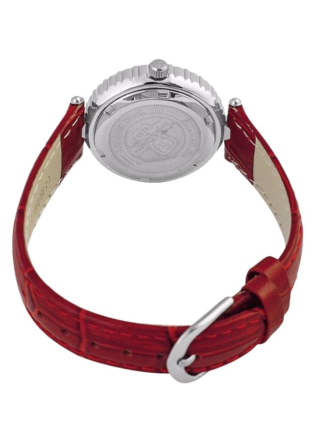 Đồng Hồ Nữ Dây Da Royal Crown 6305ST (29mm) - Đỏ