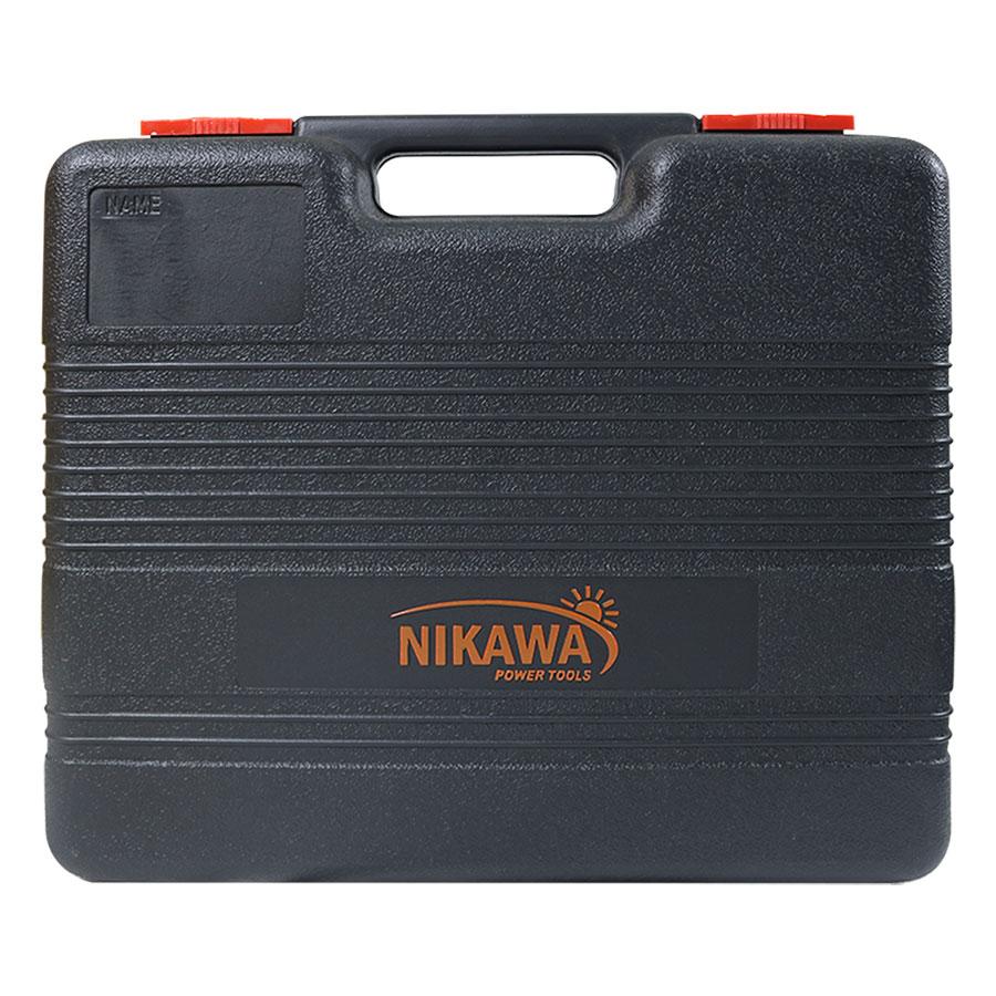 Bộ Máy Khoan Động Lực Nikawa ID102 – Xanh Dương