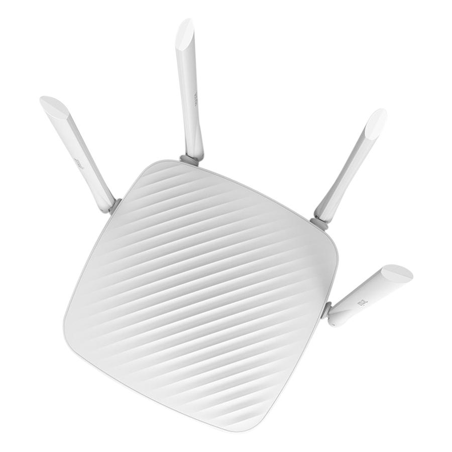 Bộ Phát Sóng Wifi Router Tenda F9 Chuẩn N 600Mbps - Hàng Chính Hãng