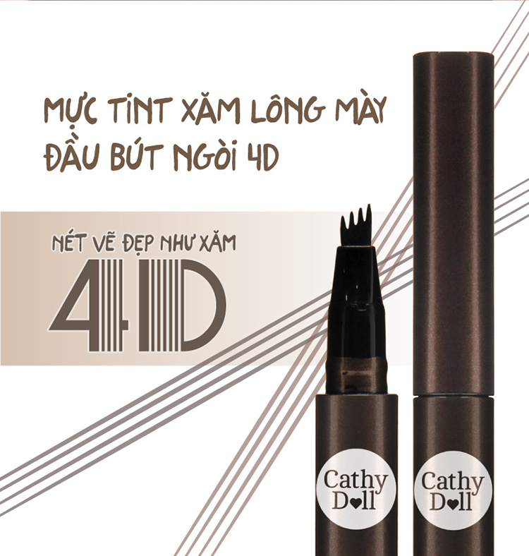 B t x m m y cathy doll real brow 4d tattoo tint 1g for Cathy doll real brow 4d tattoo tint