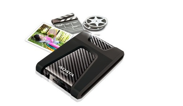 Ổ Cứng Di Động ADATA HD650 1TB - USB 3.0