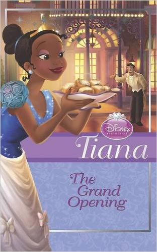 Tiana – The Grand Opening (Paperback)