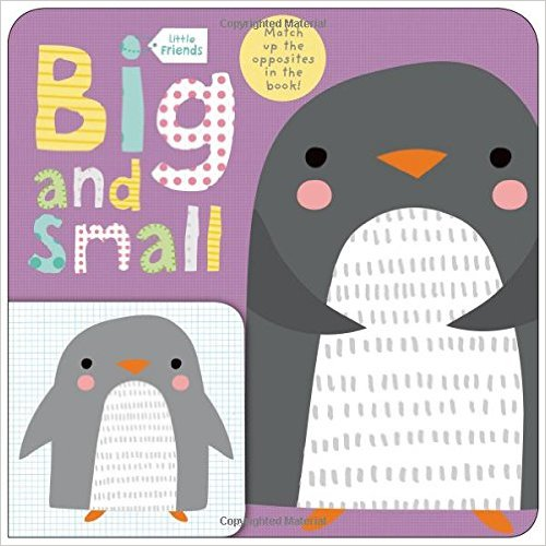 Little Friends: Big And Small - 9780312517786,62_238079,207000,tiki.vn,Little-Friends-Big-And-Small-62_238079,Little Friends: Big And Small