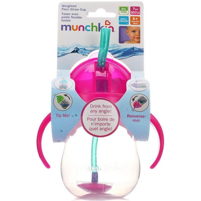 Cốc Ống Hút Mọi Tư Thế Munchkin MK24188