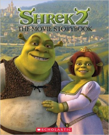 Sheep In A Jeep Shrek 2 The Movie Storybook - Hardcover
