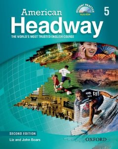 American Headway 5 : Student Book with MultiROM (2nd Edition)