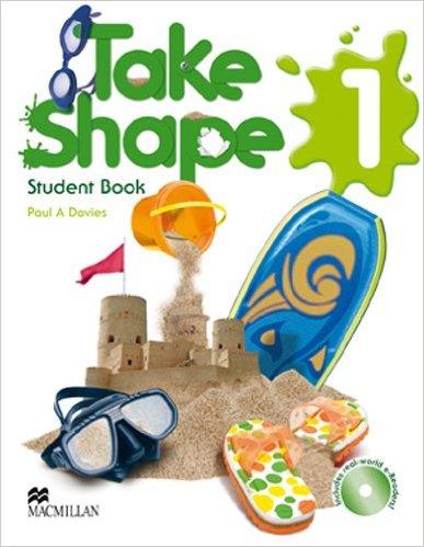 Khuyên đọc sách Take Shape 1: Student Book With E-Readers