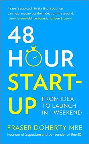 48 Hour Start up From Idea To Launch In 1 Weekend