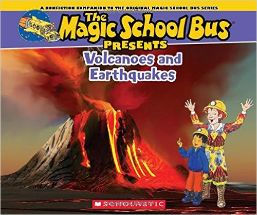 The Magic School Bus Presents : Volcanoes and Earthquakes - Chuyến Xe Khoa Học Kỳ Thú