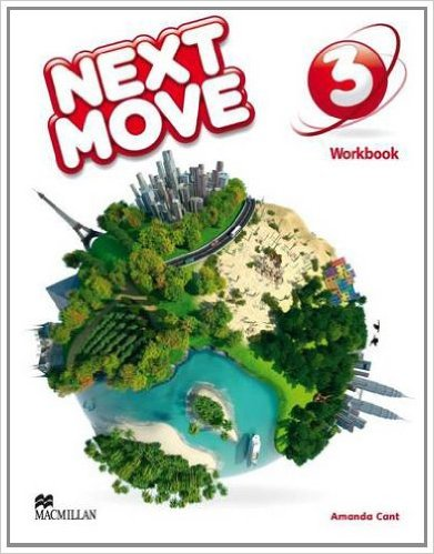 Next Move 3: Workbook - Paperback