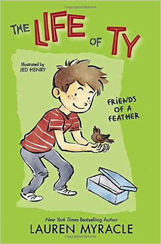 The Life Of Ty 3: Friends Of A Feather - Hardcover