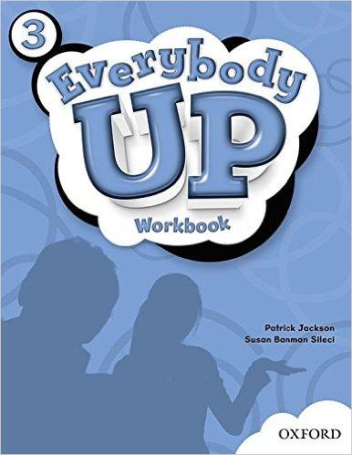 Everybody Up 3: Workbook - Paperback