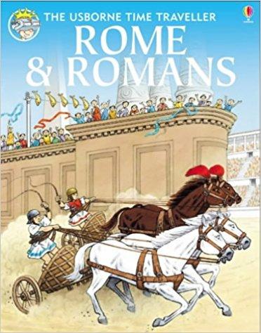 Usborne Rome and Romans