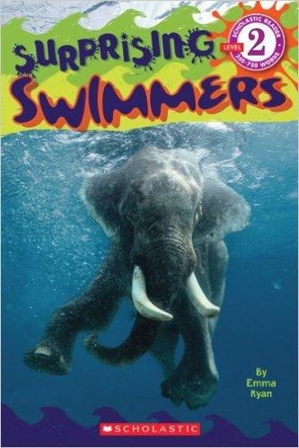 Schol Rdr Lvl 2: Surprising Swimmers - Paperback