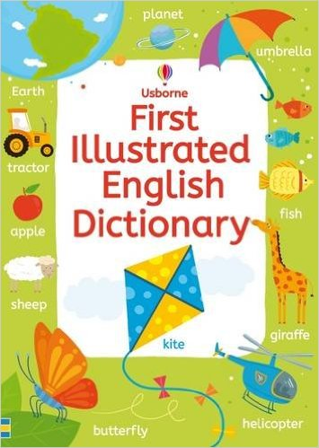 Sách tiếng Anh - Usborne First Illustrated English Dictionary