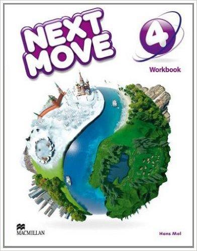 Next Move 4: Workbook - Paperback
