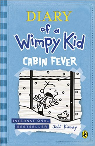 Truyện thiếu nhi tiếng Anh - Diary of a Wimpy Kid 06: Cabin Fever (Paperback)
