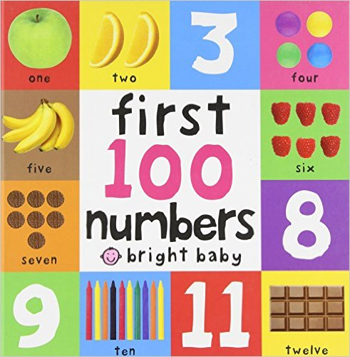 Big Board Books First 100 Numbers