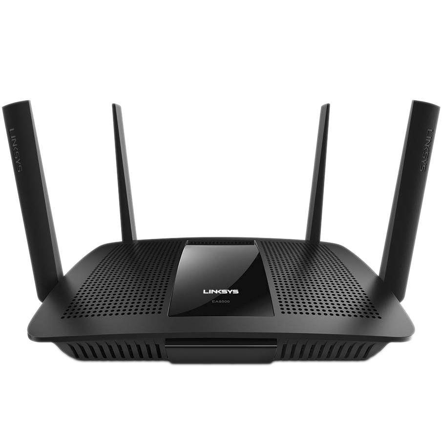 Linksys EA8500 - Router Wifi Chuẩn AC 2600Mbps - Hàng Chính Hãng