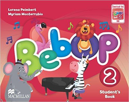 Bebop 2: Student Book With App - Paperback