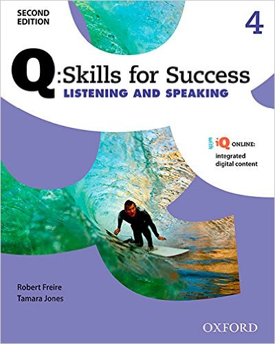 Q Skills For Success 2 Ed. Listening And Speaking 4 Student Book With Online Practice