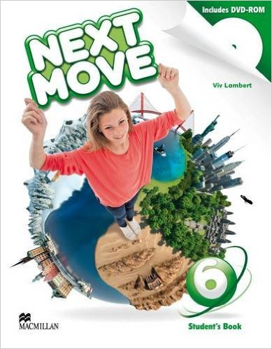 Next Move 6: Student Book With DVD-ROM - Paperback