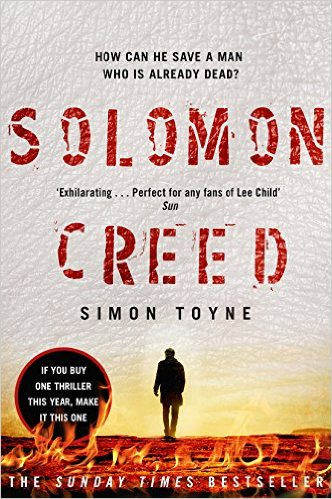 Khuyên đọc sách Solomon Creed: The Only Thriller You Need To Read This Year