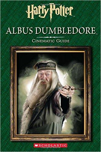 Harry Potter: Albus Dumbledore (Hardback) Cinematic Guide (English Book)