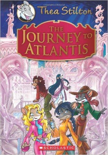 Thea Stilton Sepcial Edition: The Journey To Atlantis (Hc) - Hardcover