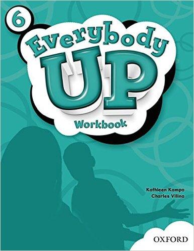 Everybody Up 6: Workbook - Paperback
