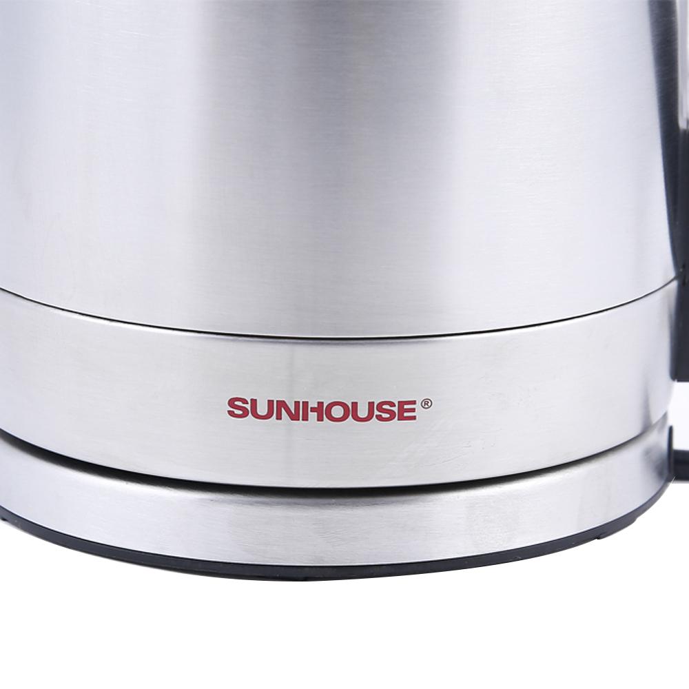 Ấm Siêu Tốc Inox Sunhouse SHD1375  - Hàng chính hãng