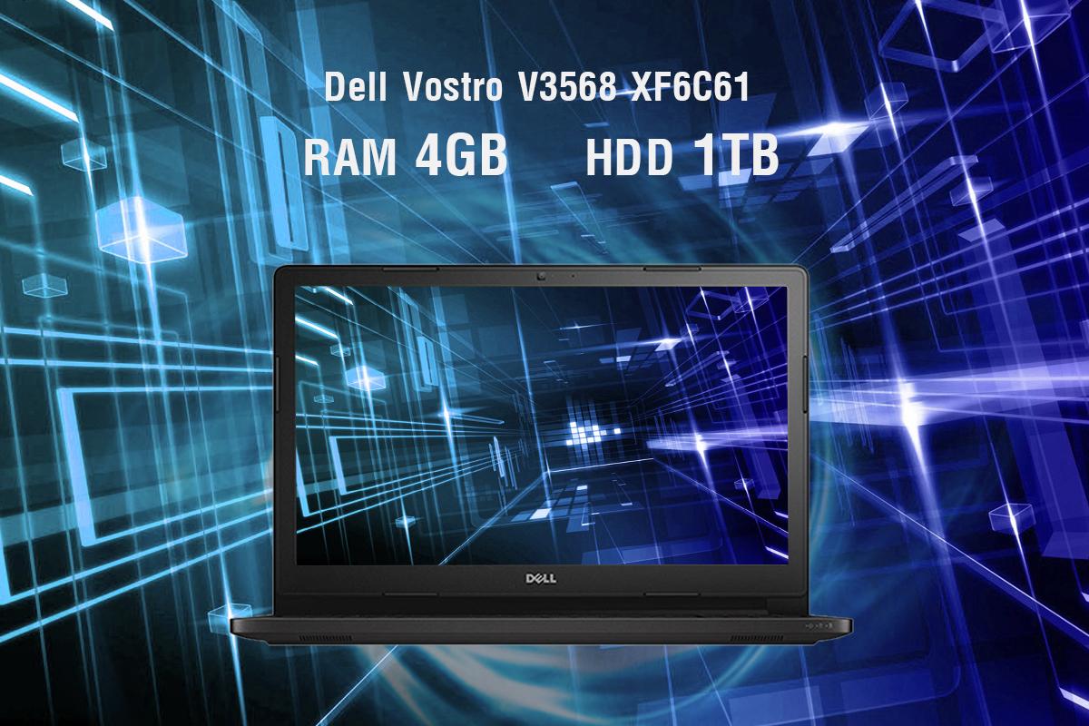 Laptop Dell Vostro V3568 XF6C61