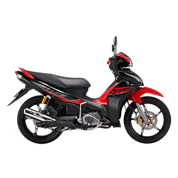 Xe Máy Yamaha Jupiter RC - Đỏ + Tặng Combo 4 Quà Tặng