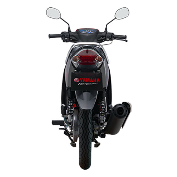 Xe Máy Yamaha Sirius Vành Đúc - Đỏ