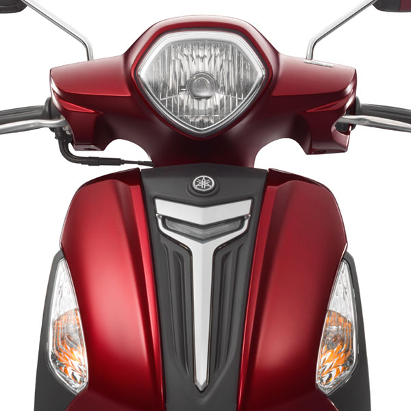 Xe Máy Yamaha Grande Deluxe - Đỏ