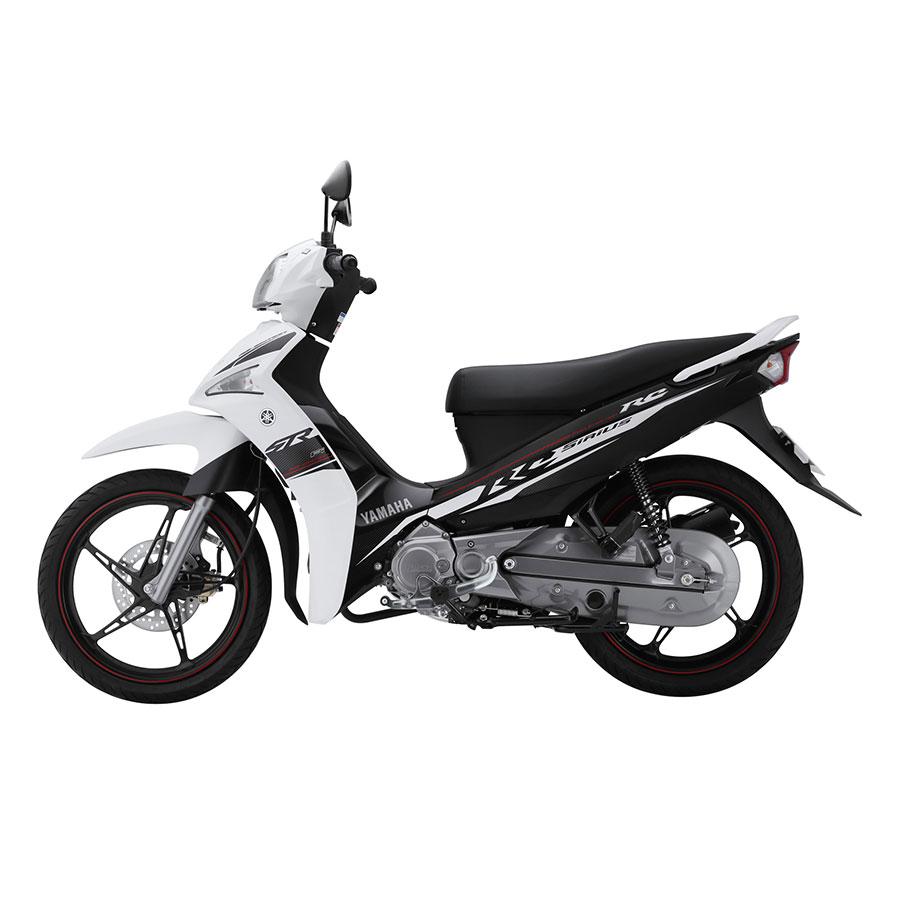 Xe Máy Yamaha Sirius Fi Vành Đúc - Trắng
