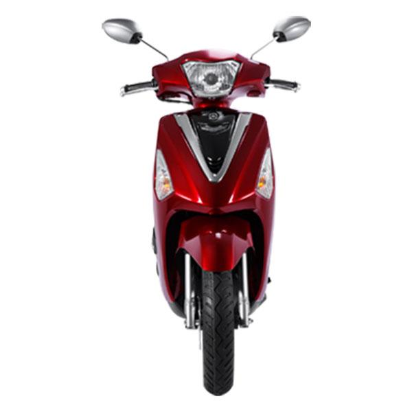 Xe Máy Yamaha Acruzo Deluxe - Đỏ