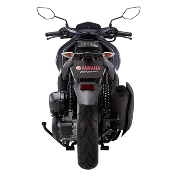 Xe Máy Yamaha NVX 125 Deluxe - Tím Xám + Tặng Combo 4 Quà Tặng