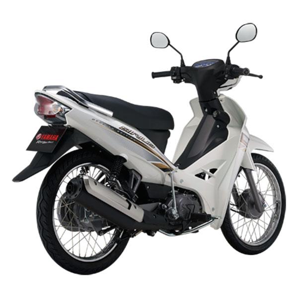 Xe Máy Yamaha Sirius Phanh Cơ - Trắng + Tặng Combo 4 Quà Tặng