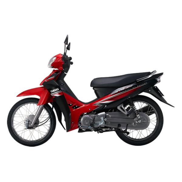 Xe Máy Yamaha Sirius Phanh Cơ - Đỏ + Tặng Combo 4 Quà Tặng
