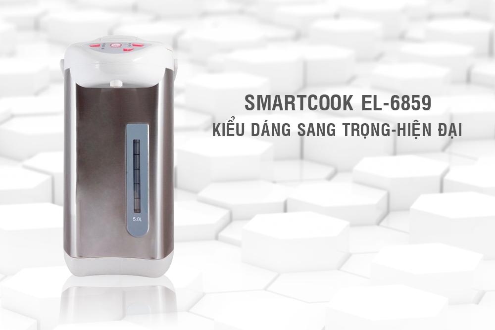 Bình Thủy Điện Smartcook EL-6859 - 5L
