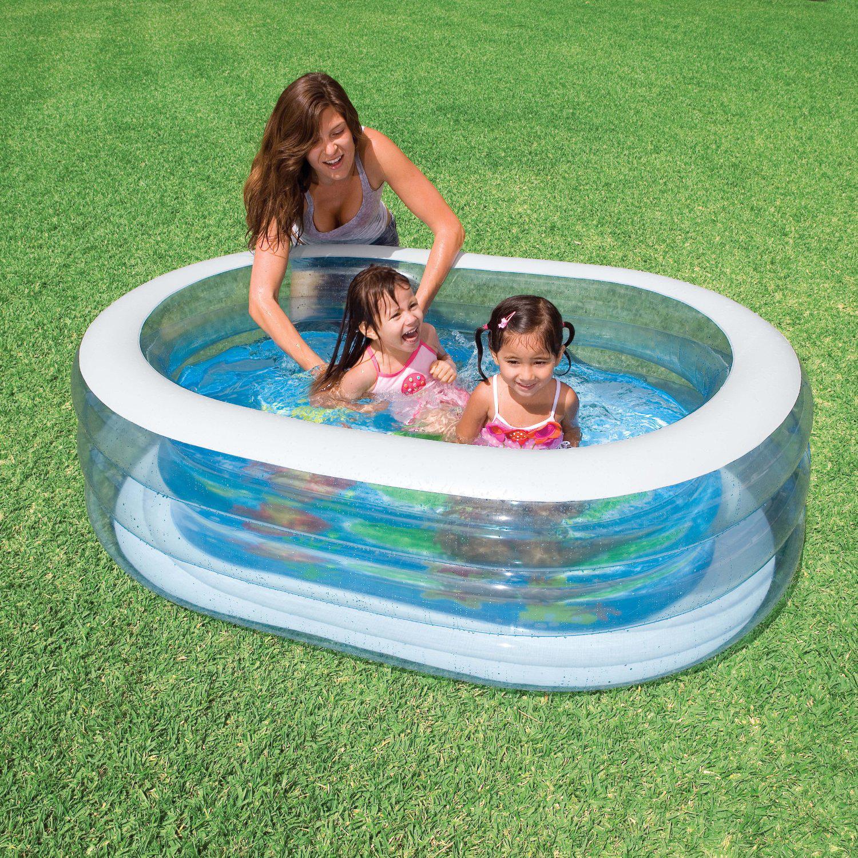 Bể bơi trẻ em Tiki