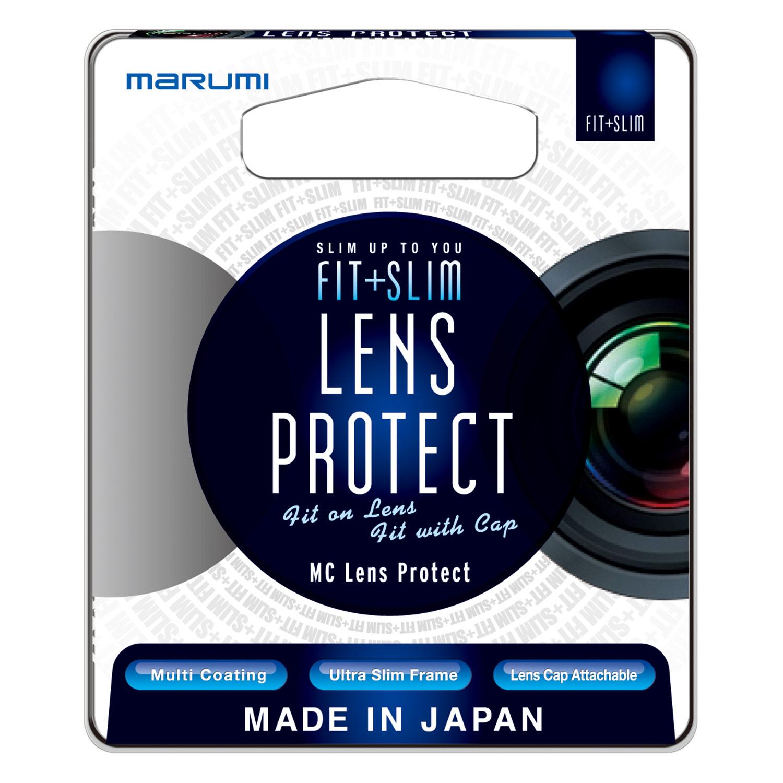 Kính Lọc Marumi DHG Lens Protect SLIM FIT 58mm