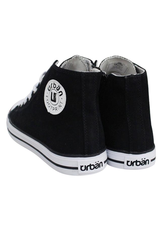 Giày Casual Unisex Urban Footprint UM1718 Đen