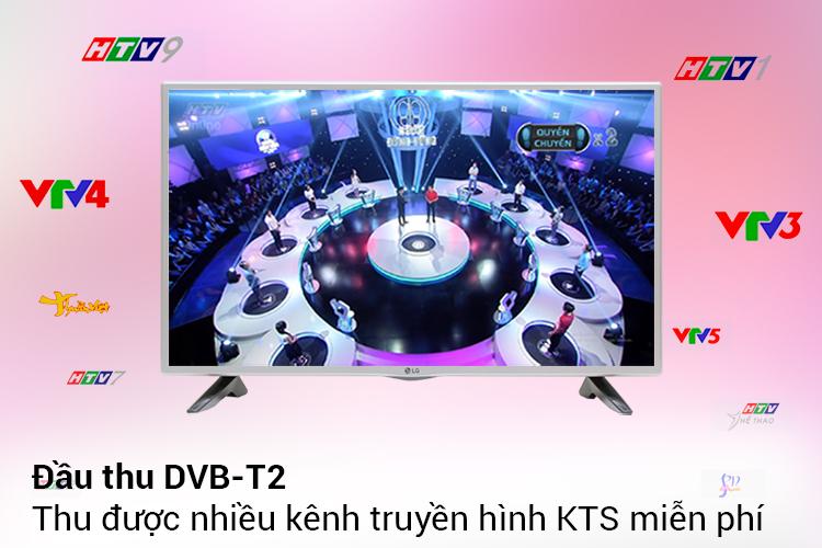 Internet Tivi LG 32 inch 32LH570D